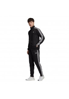 Adidas Men's Athletics Inseam Tracksuit Black/White FS4323