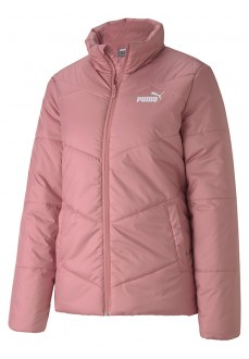 Puma Women's Essential Coat Pink 582210-16