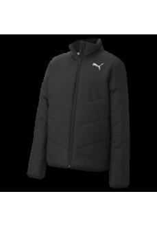 Puma Kids' Essential Coat Black 583421-01 | Coats for Women | scorer.es