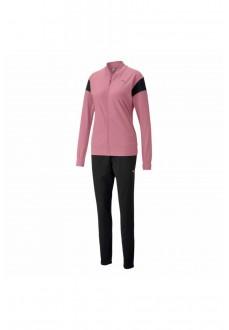 Puma Women's Classic Tricot Suit Tracksuit Pink/Black 583656-16 | Clothing | scorer.es