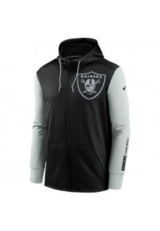 Nike Men's Raiders Sweatshirt Black NKBW-056Y8DCMC
