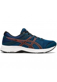 Asics Men's Trainers Contend 6 Blue 1011A667-402