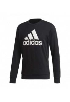 Adidas Men's Favorites Graphic Sweatshirt Black GJ6590