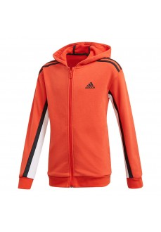 Adidas Kids' Sweatshirt B Bold Fz Red GE0915