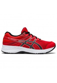 Asic Kids' Contend Trainers 6 GS Red/Black 1014A086-600 | Running shoes | scorer.es