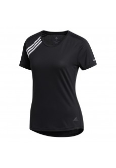 Adidas Women's 3 Stripes T-Shirt Black FK1602 | Women's T-Shirts | scorer.es