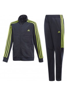 Adidas Kids' Tracksuit Navy Blue/Yellow GE0732 | Tracksuits for Kids | scorer.es