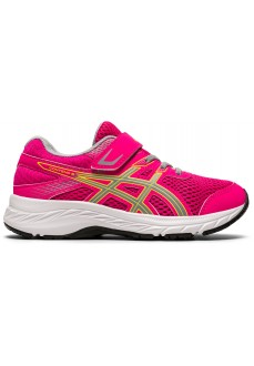 Zapatillas Niño/a Asics Contend 6 PS Rosa 1014A087-702