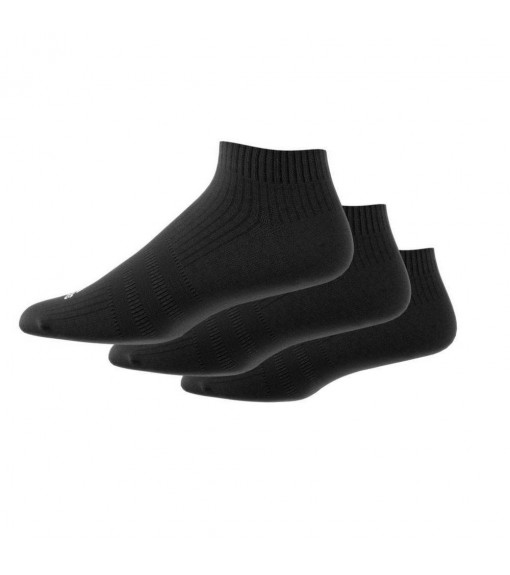 Calcetines Adidas bajo Negro Pack 3   scorer.es