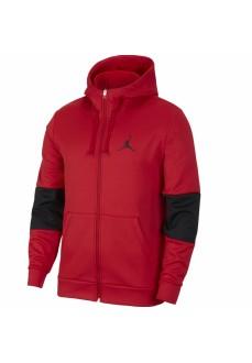 Sudadera Hombre Nike Air Therma Flc Rojo CK6782-687