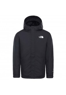 The North Face Kids' Snowquest Jacket Black NF00CB8FKY41