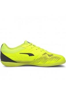 Puma Kids' Truco Trainers Yellow 106447-02 | Kids' Football Boots | scorer.es