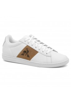 Lecoq Sportif Men's Trainers Court Classic White 2020025