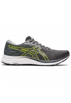 Asics Men's Gel-Excite 7 Trainers Gray/Amarilla 1011A657-021