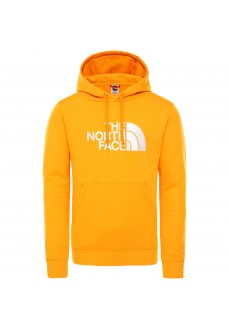 Sudadera Hombre The North Face Dre Peak PLV HD Amarillo NF00AHJYVCV1