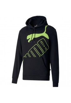 Puma Men's Big Logo Hoodie Black 583504-51