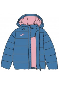 Joma Kids' Jacken Coat Blue/Pink 500304.324