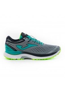 Joma Men's R.Hispalis Trainers Gray/Turquoise R.HISPW-2012
