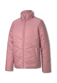 Puma Girl's Essential Padded Jacket Pink 583084-16
