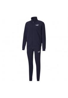 Chandal Hombre Puma Clean Sweat Suit Marino 583598-06 | scorer.es