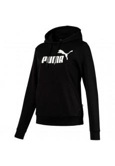 Sudadera Mujer Puma Essetial Logo Hoddy Negro 851797-01 | scorer.es