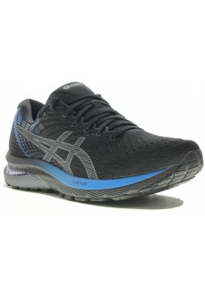 Asics Men's Gel -Cumulus 22 Trainers Black/Blue 1011A862-001 | Running shoes | scorer.es
