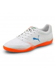Puma Men's Truco Trainers White 106446-01 | Men's Football Boots | scorer.es