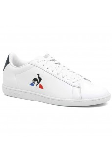 Lecoq Sportif Men's Courtset Trainers White 2020157