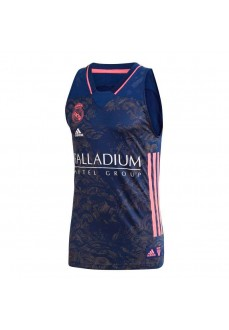 Adidas Kids' Real Madrid 20/21 Basket Jersey GI4601 | Basketball clothing | scorer.es