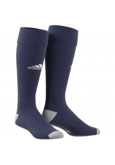 Calcetines de fútbol Adidas Milano Azul/Blanco