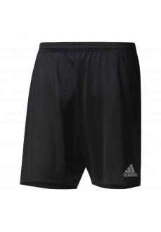 Pantalón corto Adidas Parma Negro/Blanco