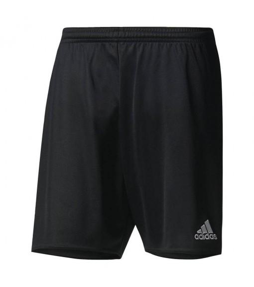 Pantalón corto Adidas Parma Negro/Blanco | scorer.es