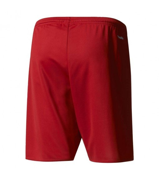 Pantalón corto Adidas Parma Rojo/Blanco   scorer.es