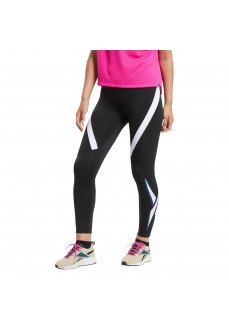 Reebok Women's Workout Leggings White/Black FU2324 | Tights for Women | scorer.es
