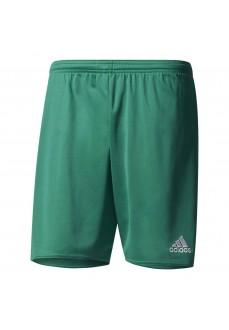 Pantalón corto Adidas Parma Verde/Blanco