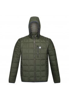 Regatta Men's Danar Coat Green RMN147-41C | Coats for Men | scorer.es