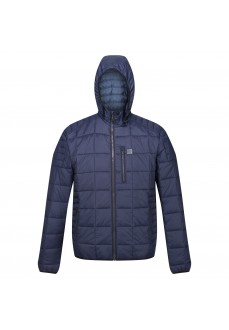 Regatta Men's Danar Coat Navy Blue RMN147-540 | Coats for Men | scorer.es