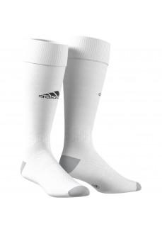 Calcetines de fútbol Adidas Milano Blanco/Negro