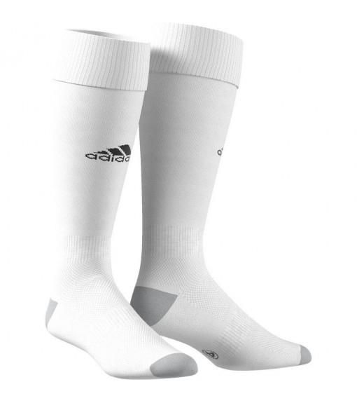 Calcetines de fútbol Adidas Milano Blanco/Negro   scorer.es