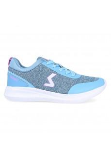 Zapatillas Mujer Adis Azul LD20497 | scorer.es