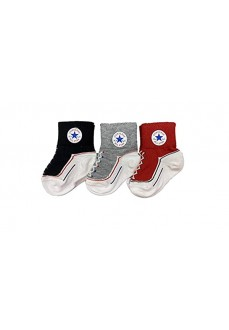 Baby Socks Converse Chuck Bootie Various Colors MC0172-023 | Socks | scorer.es