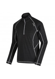 Regatta Men's Yonder Sweatshirt Black RMT172-800 | Men's Sweatshirts | scorer.es