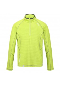 Regatta Men's Yonder Lime Sweatshirt RMT172-3N8 | Men's Sweatshirts | scorer.es