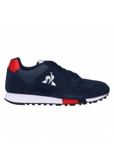 Lecoq Sportif Men's Trainers Manta Navy Blue 2020297