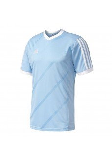 Camiseta Adidas Tabe Azul Claro/Blanco