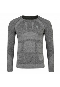 Camiseta Hombre ML Regatta In The Zone Gris DMU341-R39 | scorer.es