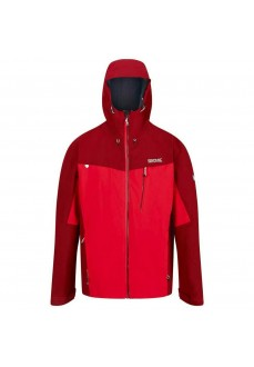 Regatta Men´s Coat Birchdale Red RMW279-N1X | Coats for Men | scorer.es