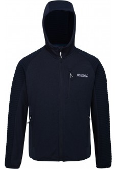 Regatta Men´s Soft Shell Woodford Navy RMA444-B3N | Men's Sweatshirts | scorer.es