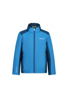 Regatta Kis´s Soft Shell Lofthouse IV Blue RKL100-QY7 | Kids' Sweatshirts | scorer.es