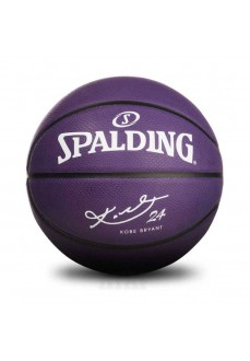 Balón Spaldin Kobe Bryant Morado 84-132Z
